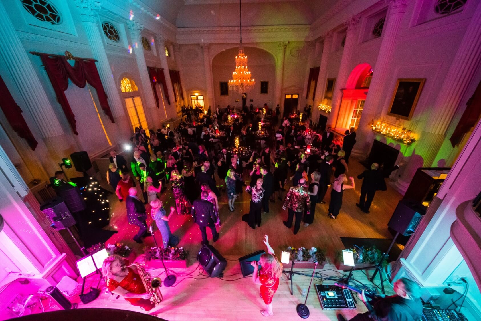 New Year S Eve Ball At The Roman Baths And Pump Room The